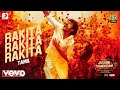 Rakita Rakita Rakita video song from Jagame Thandhiram starring Dhanush