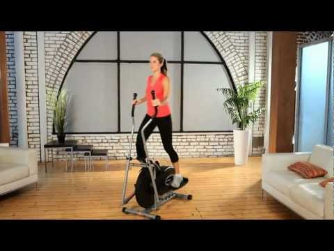 video Exerpeutic Aero Air Elliptical
