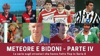Meteore e bidoni della Serie A: PARTE 4, tra flop e sfortuna
