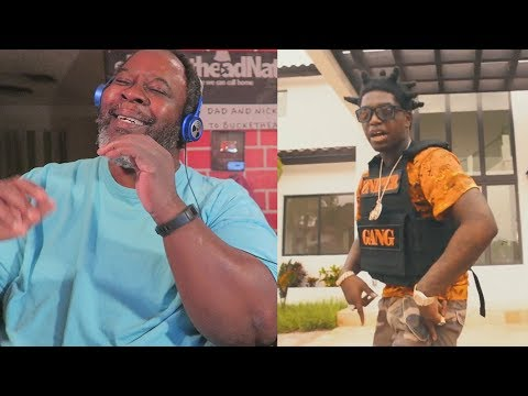 Dad Reacts to Kodak Black -
