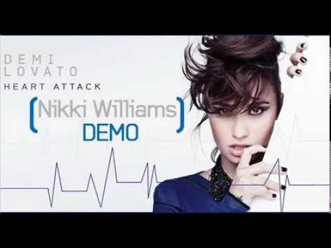 Baixar Demi Lovato - Heart Attack (Nikki Williams Demo)