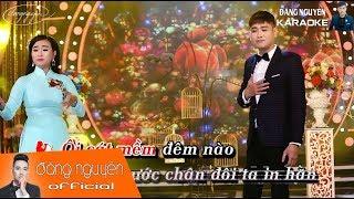 Beat Gốc | Karaoke LK Những Ngày Mưa Gió | Đăng Nguyên ft Quỳnh Vy | #KLKNNMG