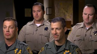 What police saw upon entering Las Vegas gunman's hotel room
