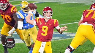 USC Trojans vs. UCLA Bruins | 2020 College Football Highlights