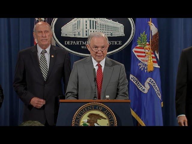 被川普罵怕了? 美國司法部長誓言打擊洩密