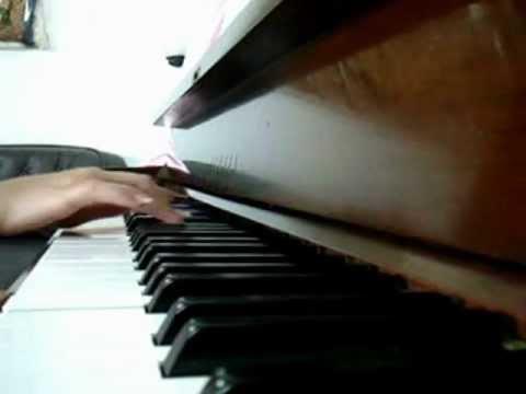 步步惊心 步步驚心 胡歌 一念執著 鋼琴 (Bu bu jing shin) piano版.wmv