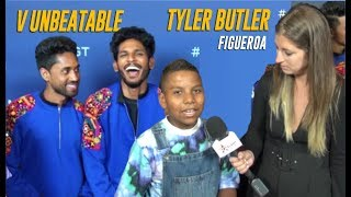 V Unbeatable & Tyler Butler Figueroa's MESSAGE To Their AGT Fans!