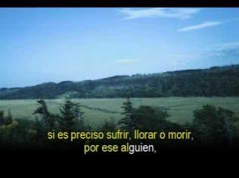 Un amor como el mío - Camilo Sesto - karaoke español
