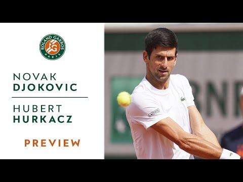Novak Djokovic vs Hubert Hurkacz - Round 1 Preview | Roland-Garros 2019