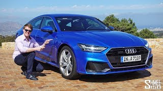 This is the New Audi A7 Sportback! | TEST DRIVE
