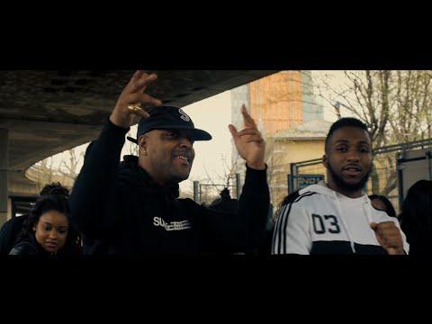 Donae'o Ft Big Tobz & Blittz - My Circle (Music Video) | Link Up TV