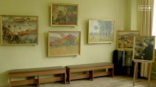 Встреча с искусством в ВЦ «Галерея»