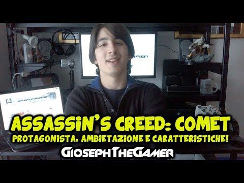 Assassin's Creed: Comet | Protagonista, Ambientazione e Caratteristiche! HD ITA By GiosephTheGamer
