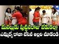 Video: MLA Roja celebrates her nephew's birthday in Nagari