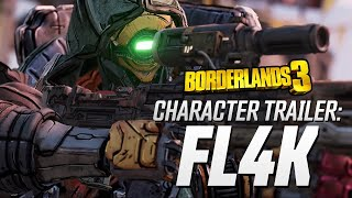 FL4K the Beastmaster Character Trailer preview image