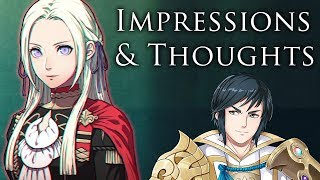 Fire Emblem: Three Houses - Thoughts, Impressions & Expectations (Fire Emblem 16)