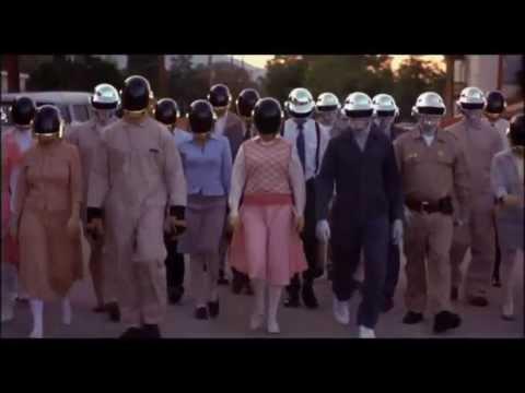 Baixar DAFT PUNK - Get Lucky (feat. Pharrell Williams) (VIDEO)