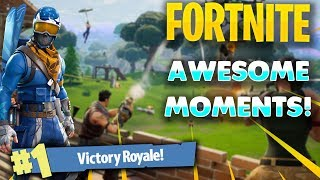 Fortnite Funny And Awesome Moments - Fortnite Funny Wtf Fails And DailyBest Moments #1