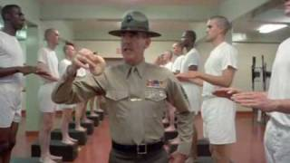 Full Metal Jacket - Jelly Doughnut Scene