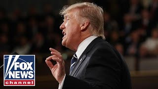Trump speaks in Fargo, ND, reacts to Obama speech