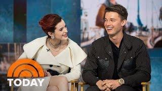 Patrick Schwarzenegger And Bella Thorne Talk On-Screen Chemistry In 'Midnight Sun' | TODAY