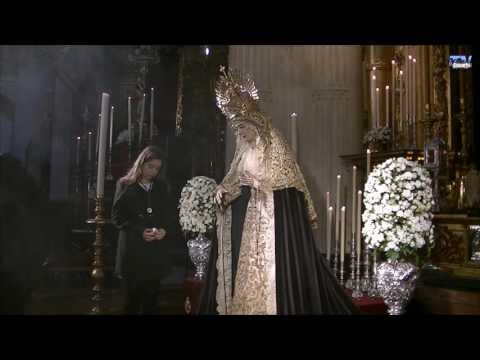 Besamanos de la Virgen del Amor