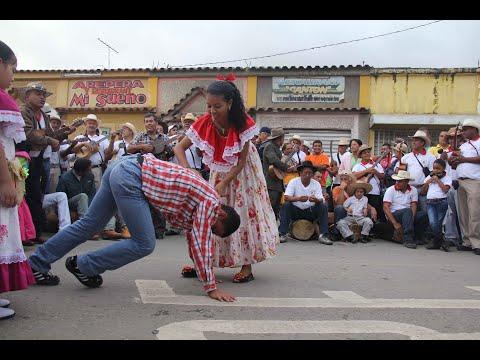 Sones de Negros (Tamunangue) en Sanare, estado Lara