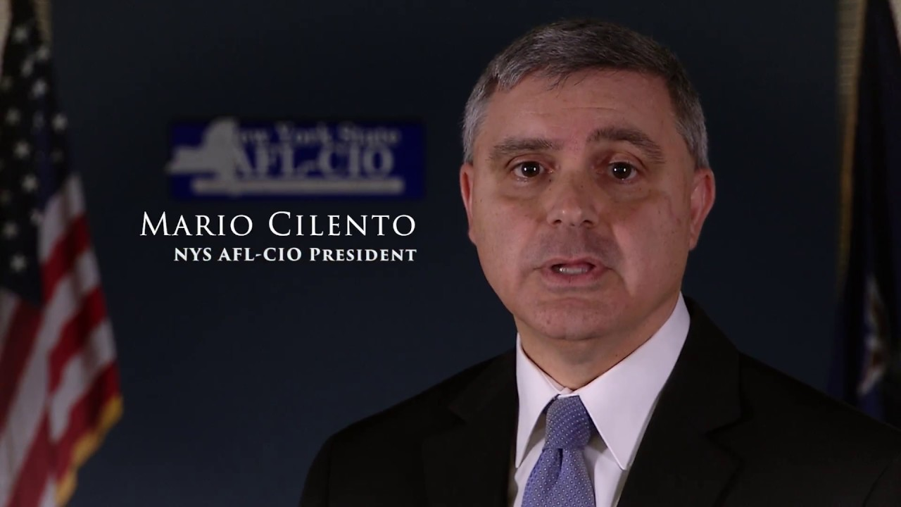 NYS AFL-CIO President Mario Cilento On The Defeat Of The Constitutional Convention Ballot Proposal