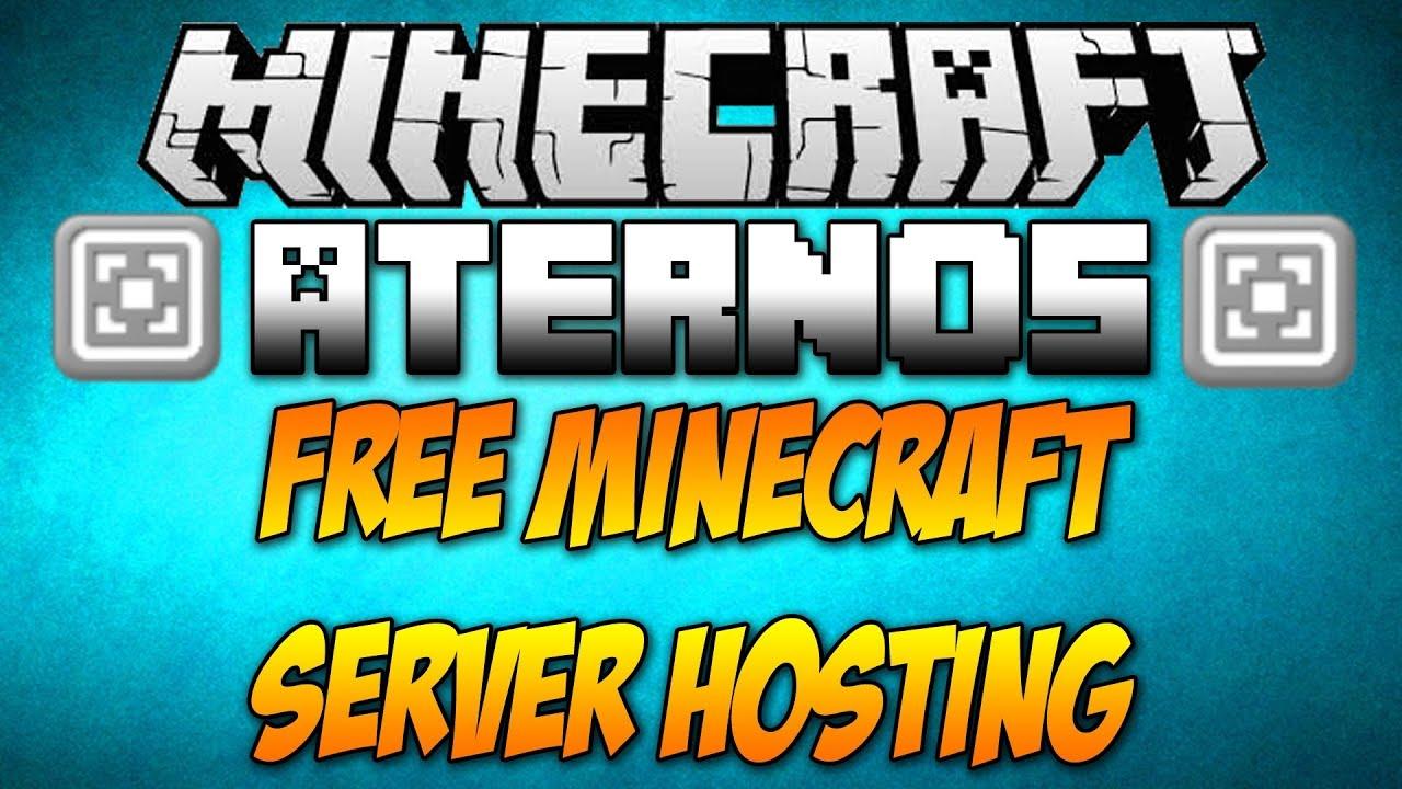 Minecraft: Free Server Hosting - Aternos (NO Survey or ...