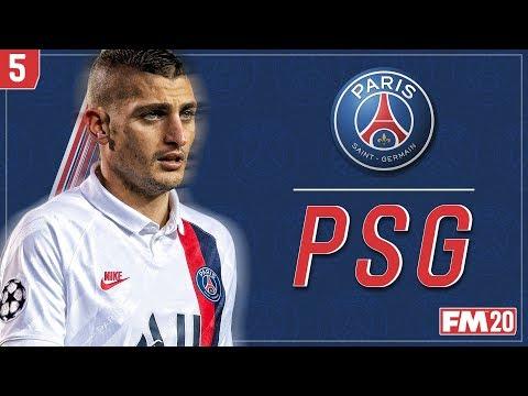 BEST DISALLOWED GOAL EVER? FOOTBALL MANAGER 2020: Paris Saint-Germain #5
