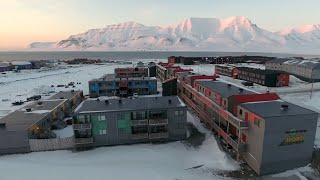 The Northernmost Town on Earth (Svalbard in 4K)