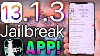 iOS 13 Jailbreak Updates! Checkra1n App & HUGE Progress (iOS 13.1.3)