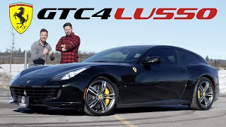 Ferrari GTC4Lusso Review // $400,000 Of Practical Brutality