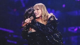 [LEGENDADO] Homenagem de Selena Gomez para Taylor Swift na Reputation Tour