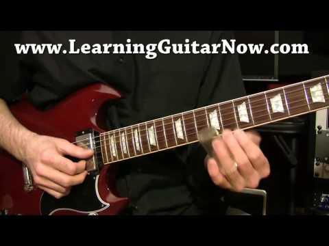 duane allman slide guitar lesson in open e tuning youtube. Black Bedroom Furniture Sets. Home Design Ideas