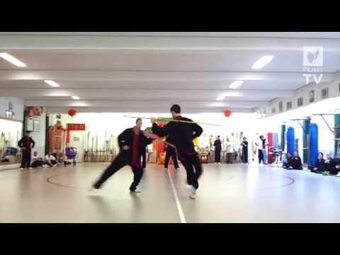 Amsterdam's Kung Fu Skills: Martial Arts at the Liu He Men Kung Fu School - The Good Life Guide ILTV