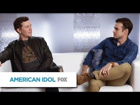 Scotty McCreery & Kris Allen: Working With Ryan Seacrest - AMERICAN IDOL