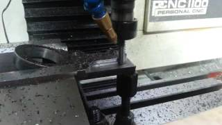 Tormach PCNC1100 ball joint adaptor