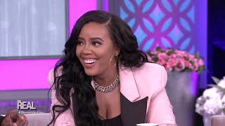 PART ONE: Angela Simmons on Romeo, Bow Wow, and More!