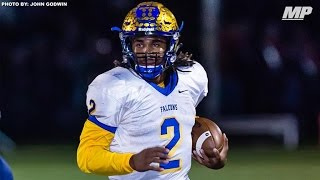 Jalen Hurts High School Highlights