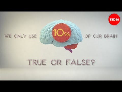 What percentage of your brain do you use? - Richard E. Cytowic thumbnail