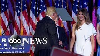 Melania Trump Wears a $4,000 Ralph Lauren Jumpsuit