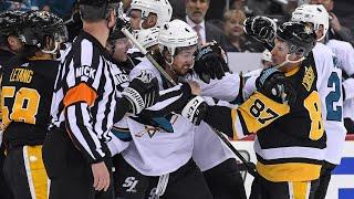 NHL: Drama During TV Timeout Part 2