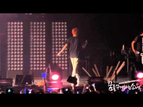 [fancam] 110610 SHINee Taemin - Dance Battle @ SM TOWN in Paris