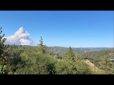 California Wildfires:  Wednesday updates on Dixie and River fires