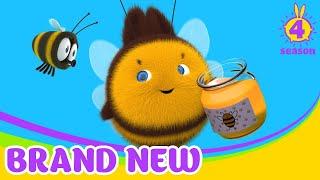 SUNNY BUNNIES | La grande abeille c'est Boo | Dessins animés | WildBrain
