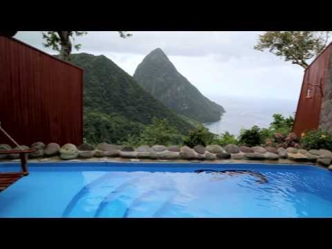 Ladera Resort, St. Lucia - Short