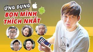 TOP ỨNG DỤNG iOS/ANDROID BỌN MÌNH THÍCH NHẤT!!!