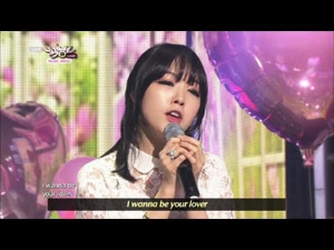 [Music Bank w/ Eng Lyrics] Girl's Day - Hug me (2013.04.27)