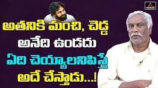 Tammareddy Bharadwaja makes satirical comments on Pawan Ka..
